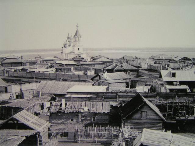 Старые фото Якутска: http://yak-ostrog.narod.ru/photoalbum8.html